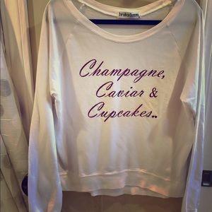 Brokedown brand Sweatshirt